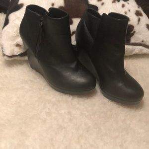 Torrid Wedge Booties